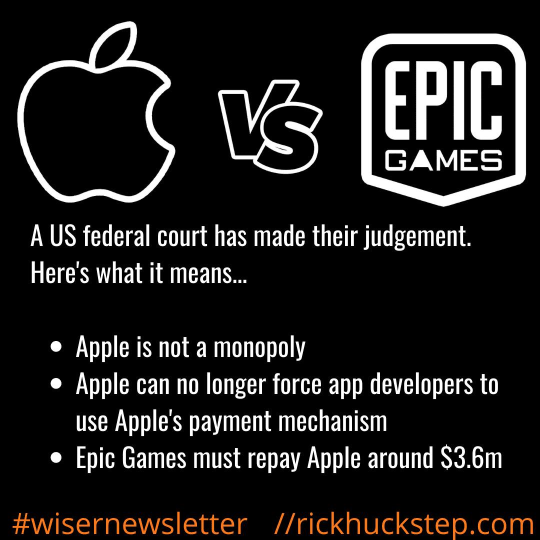 epic-apple-rick-huckstep-wiser-newsletter-wisernewsletter